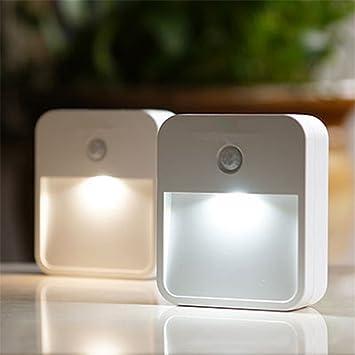 Xiaobideng 10 Lumen Motion Sensor Led Nachtlicht Mini Weisse Lampe