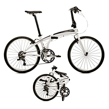 tern Eclipse P18 - Bicicletas plegables (7/8 velocidades) - blanco 2015