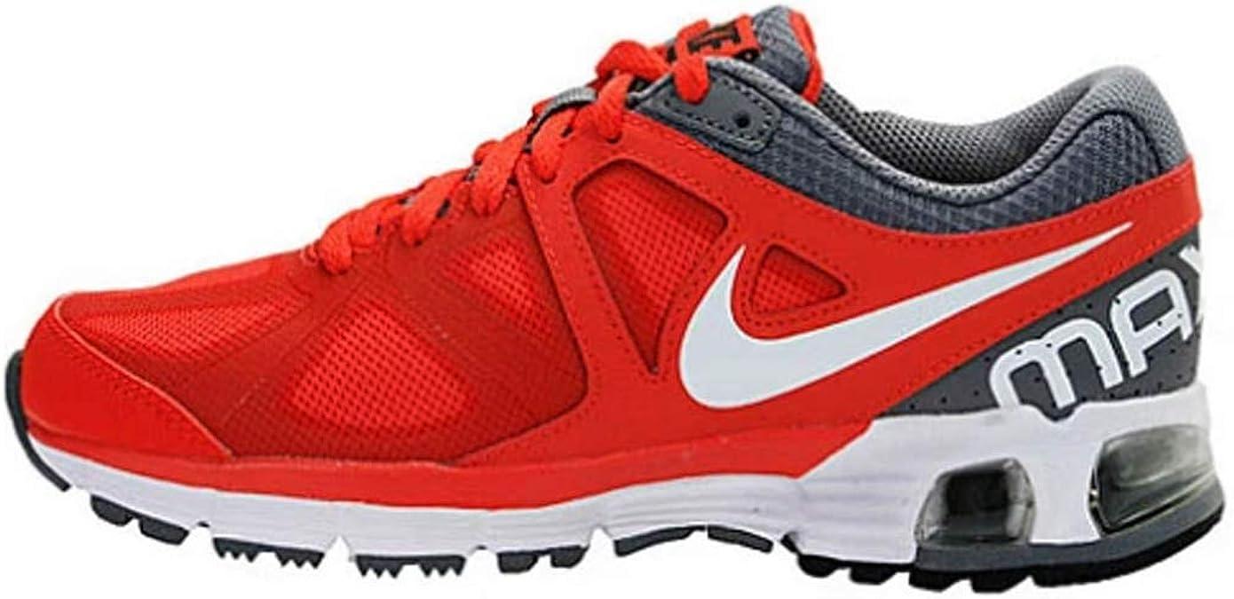 Air Max Run Lite 4 Red/Wht Boys