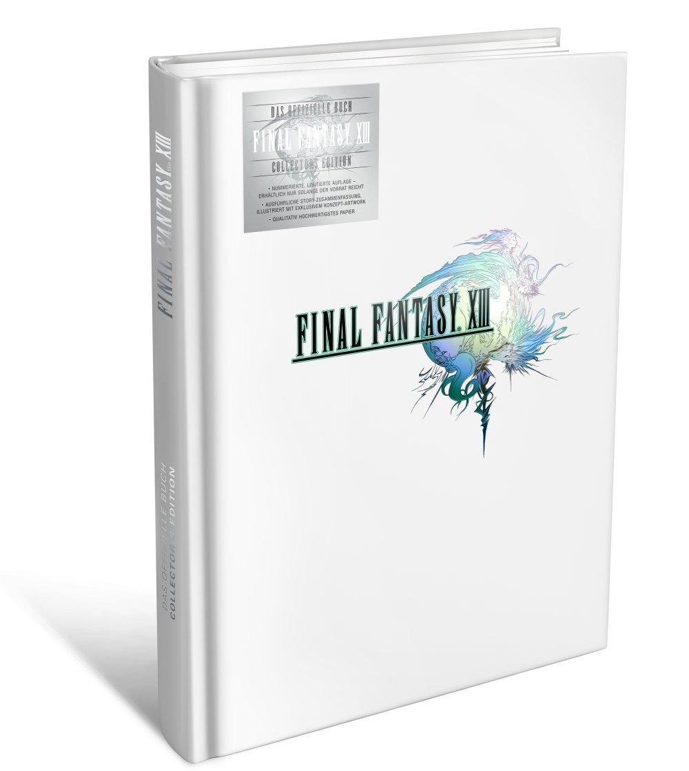 Final Fantasy XIII - Das offizielle Buch - Collector's Edition