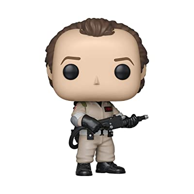 Funko Pop! Movies: Ghostbusters - Dr. Peter Venkman, Multicolor: Toys & Games