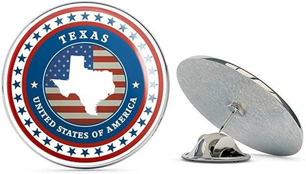 San Diego USA America Round Metal 0.75 Lapel Pin Hat Shirt Pin Tie Tack Pinback
