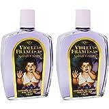 Violetas Francesas Splash Baby Cologne 5 oz Colonia de Bebe QTY-2 Bottles