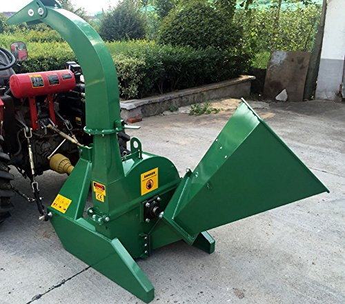 Pto Wood Chipper (4