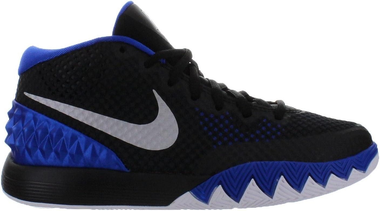 sale retailer b759b e80c1 Nike Kyrie 1 GS Duke Blue Devils Lyon Blue Metallic Silver Black Anthracite  717219-400