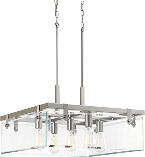 Progress Lighting P500074-009 Glayse Five-Light Pendant