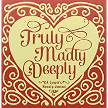 Studio Oh! Couple's Guided Journal, Truly, Deeply, Madly