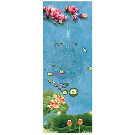 Amazon.com : FAT BABY Classic Mandola Yoga Towel 18365 ...