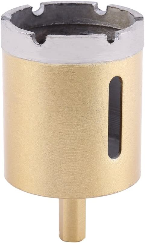 Outil de Forage Trous au Diamant foret Scie /à B/éton Marbre Pierre C/éramique Outil Coupe Forage scie cloche Taille : 18mm