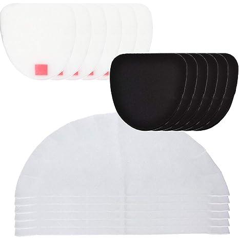 Spares2go - Kit de filtros para freidora de grasa profunda ...
