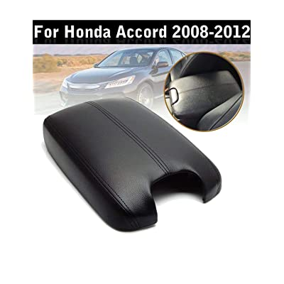 Center Console Cover for 08-12 Honda Accord Console Lid Armrest Cover Replacement: Automotive
