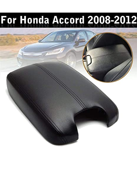 Accord Center Console Lid Armrest Cover Replacement For Honda Accord 2008 2009 2010 2011 2012