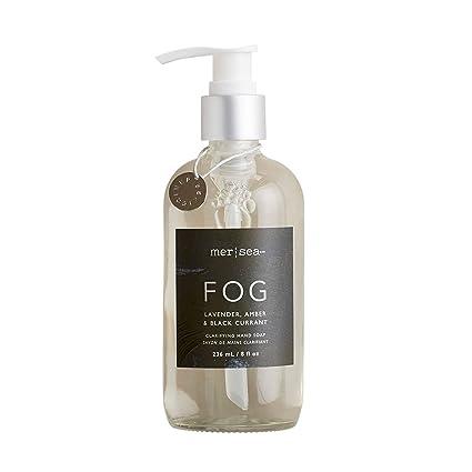 Amazon Com Mer Sea Natural Liquid Hand Soap Pump Bottle Fog