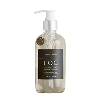 5d5312b0cb00 Amazon.com : Mer Sea & Co Natural Liquid Hand Soap - Fog, Lavender ...