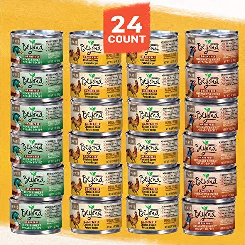 Purina Beyond Grain Free, Natural, Adult Wet Cat Food 3