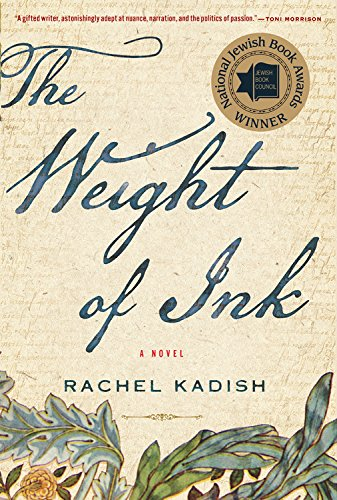 The Weight of Ink ebook