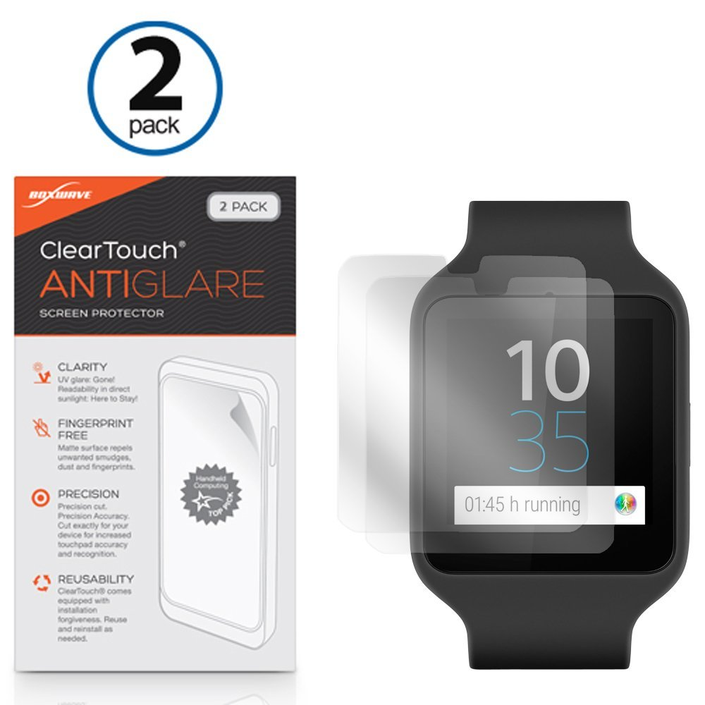 Amazon.com: Sony SmartWatch 3 SWR50 Screen Protector ...