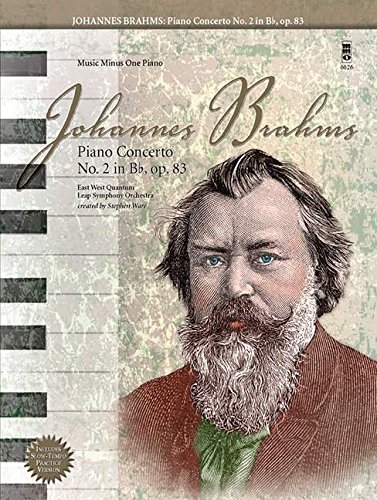 Download Johannes Brahms - Piano Concerto No. 2 in B-Flat, Op. 83 pdf epub