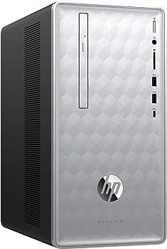 Refurb HP Pavilion 590-p0053w Desktop (i5-8400 / 8GB / 1TB)