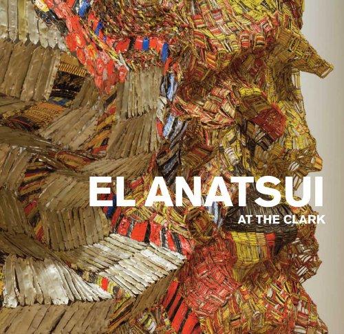 El Anatsui At The Clark (Clark Art Institute)