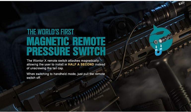 Olight rwx magnétique À Distance Pression Switch pour OLIGHT Warrior x Lampe de Poche