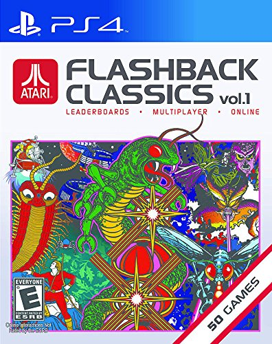 Atari Flashback Classics: Volume 1 (Best Arcade Games On Ps4)