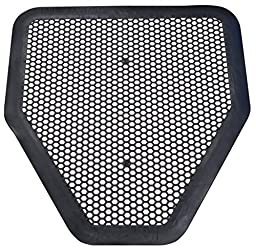 Big D 668 Deo-Gard Urinal Mat, Disposable, Protects Restroom Floor (Pack of 6)