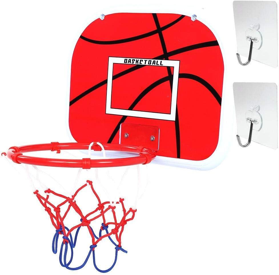 Baloncesto de Interior para Ni/ños Dhishy Mini Juego de Canasta de Baloncesto