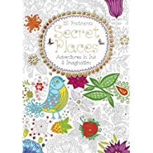Secret Places Postcard Book: Adventures in Ink and Imagination