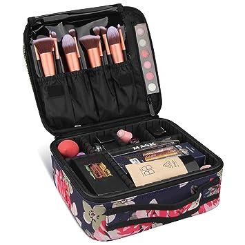 Amazon.com: Estuche de viaje para maquillaje, Chomeiu ...