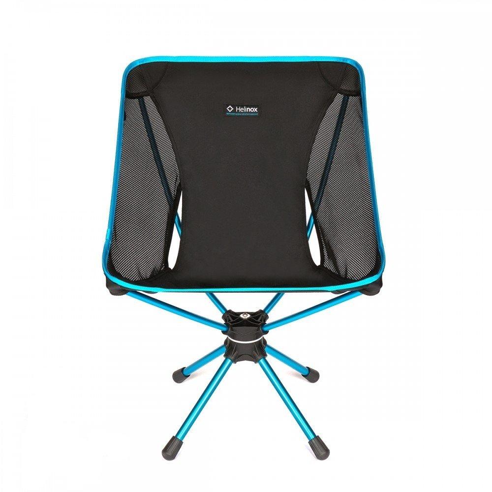 Helinox Swifel Chair black/blue