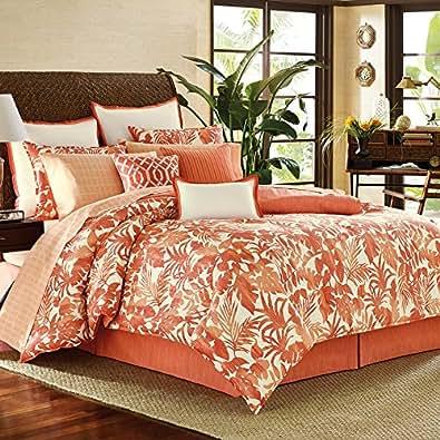 Amazon Com Tommy Bahama Palma Sola King Comforter Set