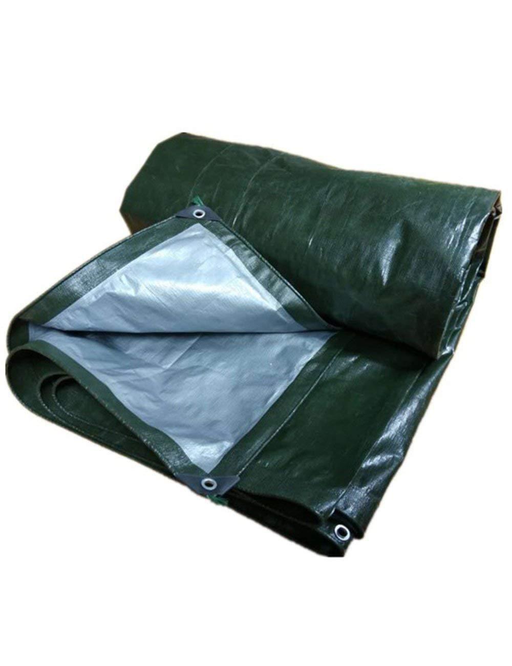 Dunkelgrünes Wasserdichtes Freien Planen-Zelt-kampierendes Segeltuch-Tarp-Überdachungs-LKW im Freien Wasserdichtes fa108f