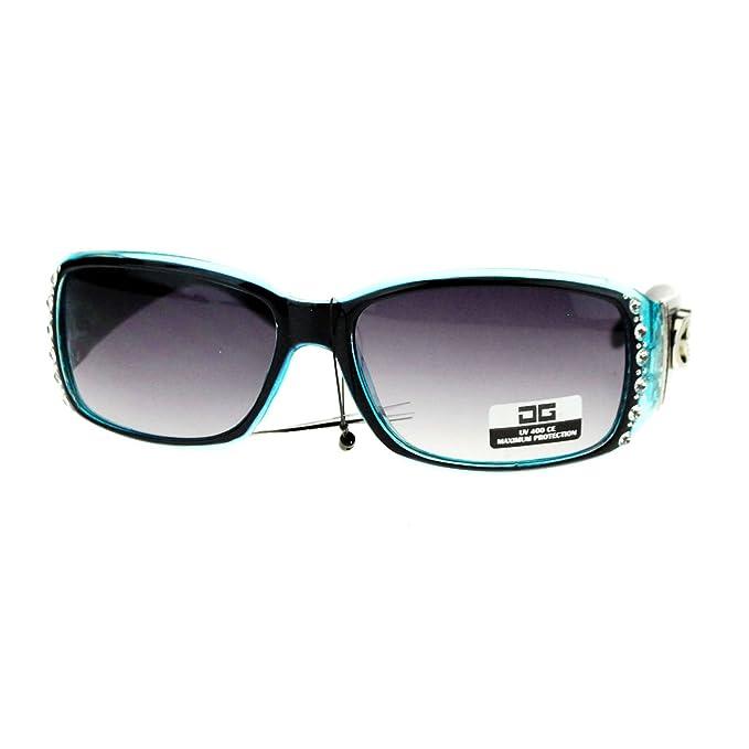 Amazon.com: CG Eyewear - Gafas de sol rectangulares para ...