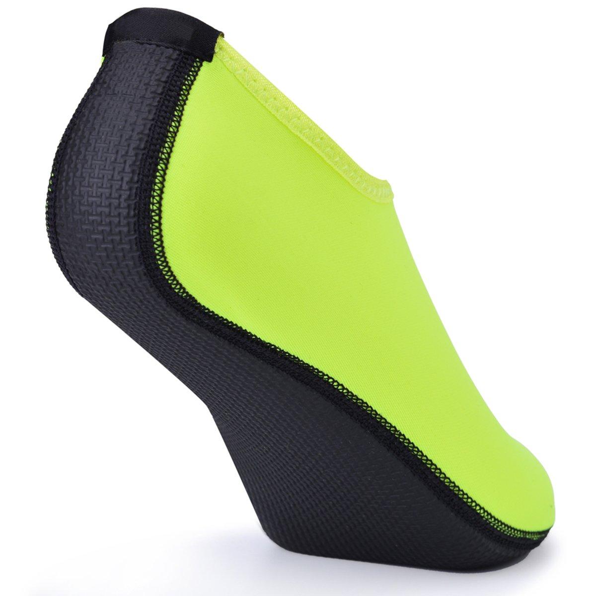SUADEX Unisex Hombre Mujer Zapato de Agua Zapatos de Playa Natación Surf  Escarpines Calzado de Playa 25bb4d26f8f