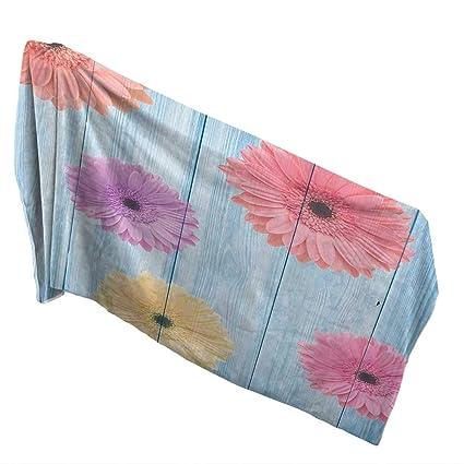 Amazon Com Qin Home Ultra Soft Towel 20 X 40 Inch Rustic Decor