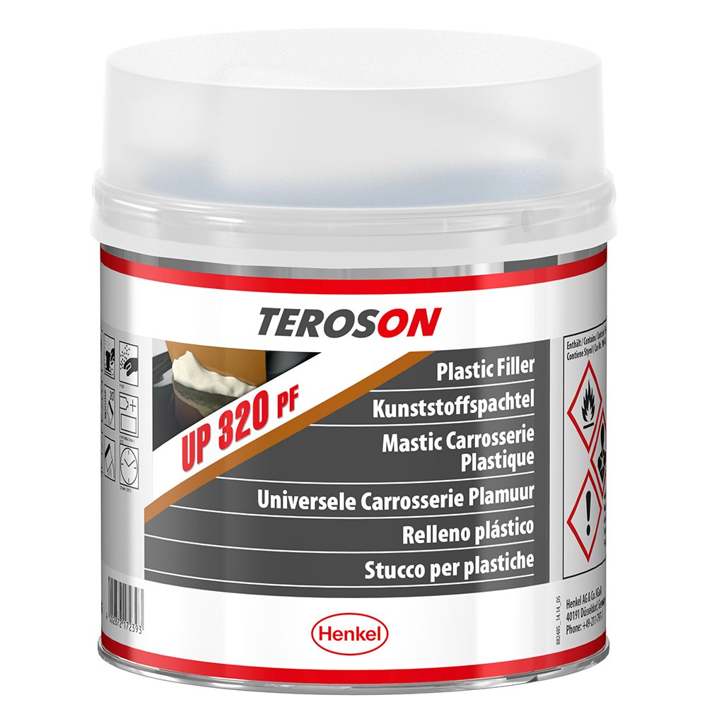Teroson 882485 Mastic pour Carrosserie Plastique UP 320, 920 g Henkel AG & Co.KGaA