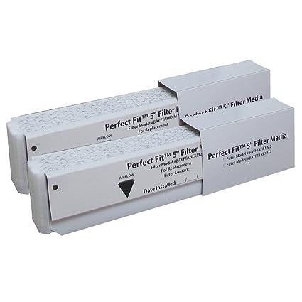 2 Pack BAYFTAHEXM2 Original Trane Replacement Filter