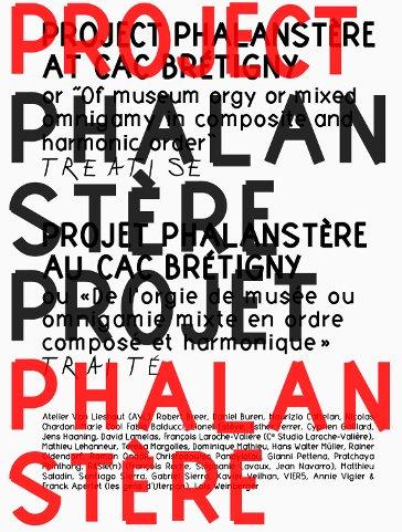 Project Phalanstere at CAC Bretigny