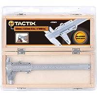 Tactix 150x0.02mm(6x1/1000 Inch) Caliper Vernier - TTX-245011