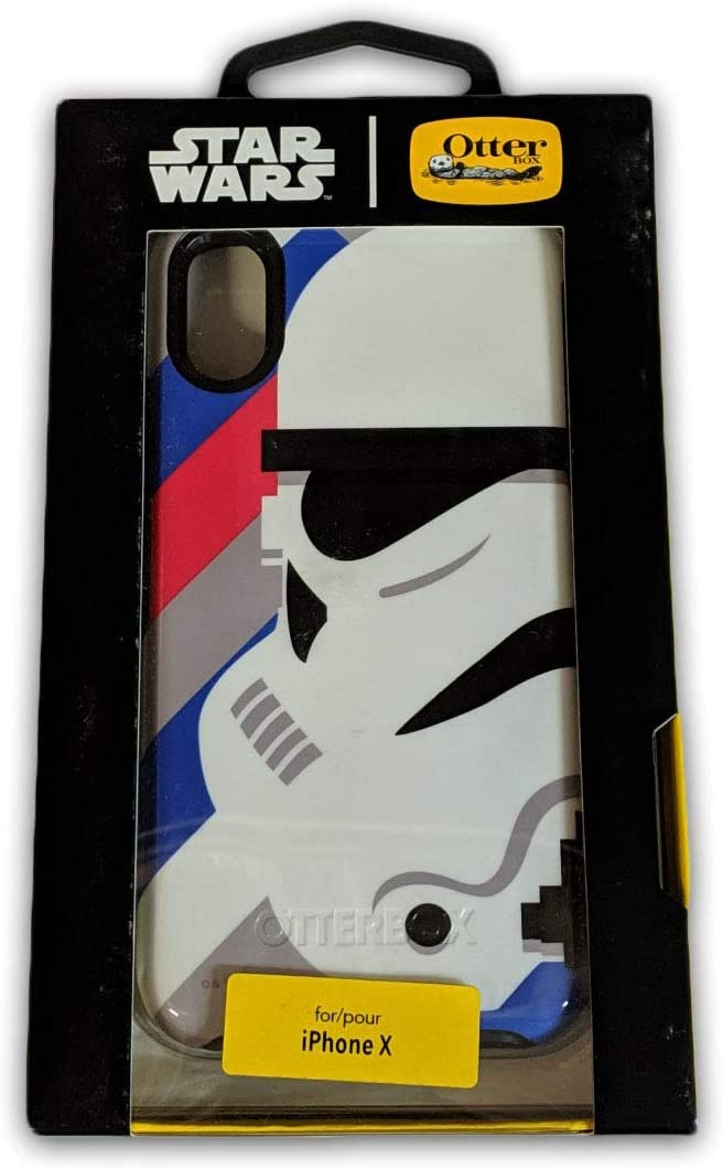 OtterBox Symmetry Series Star Wars (77-58402) Case for iPhone X/Xs - Stormtrooper