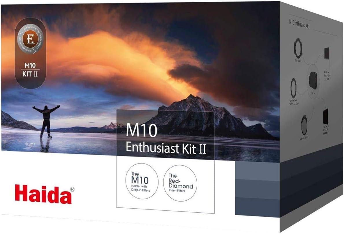 Haida Serie M10 Starter Kit Enthusiast Ii Inkl Kamera