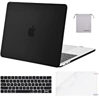 MOSISO Compatible with MacBook Pro 13 inch Case 2016-2020 Release A2338 M1 A2289 A2251 A2159 A1989 A1706 A1708, Plastic…