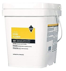 Powder Fryer Cleaner, Size 8 oz, PK18
