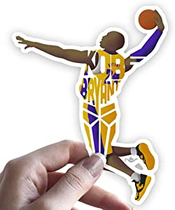 MARK TRAYNOR Bryant Sticker Basketball Decal for Laptop or Any Flat Surface…