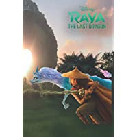 Raya And The Last Dragon Notebook: Great Notebook for School or as a Diary, Lined With 110 Pages. Notebook that can…