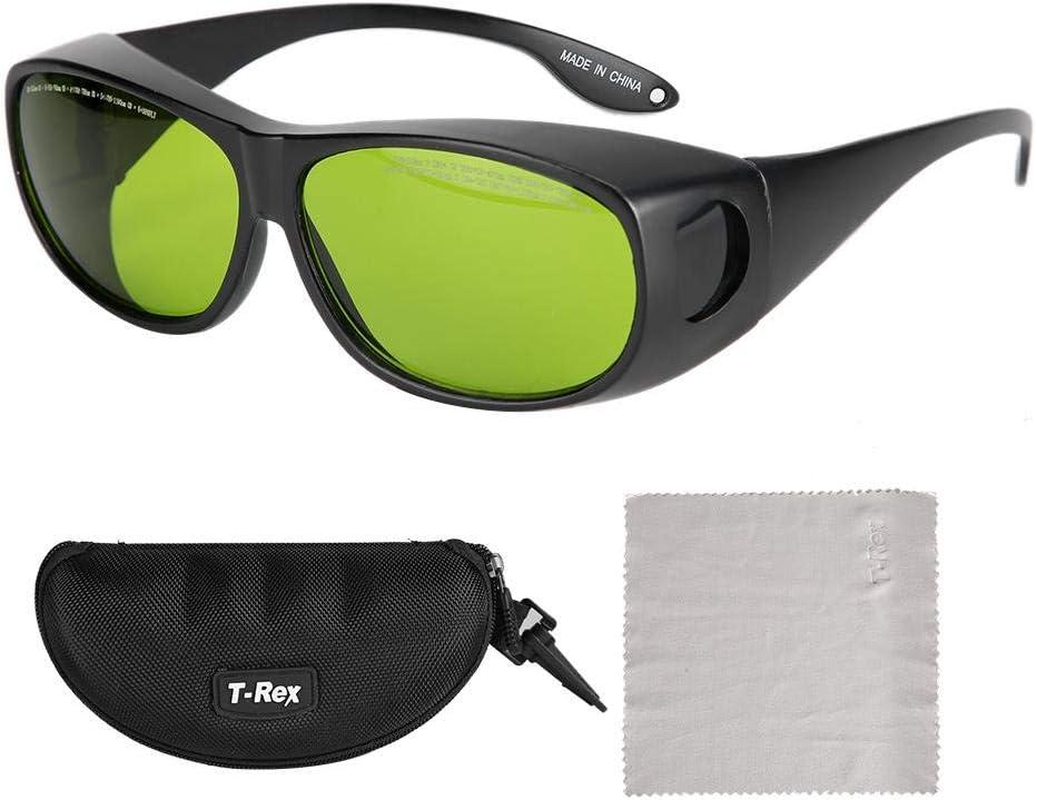 Caiqinlen Valentine's Day Present Gafas Protectoras UV, Conveniente, Elegante, portátil, Estable, protección láser, Gafas Protectoras, científico Electricista para Soldador
