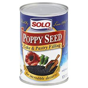 Solo Filling Poppy (6-Pack)