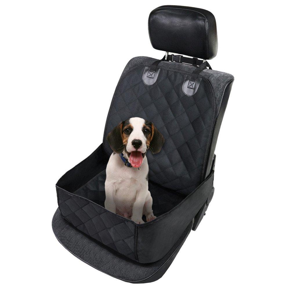 nuovi prodotti novità Global Brands Online Coprisedili per Animali Animali Animali Domestici Impermeabile Car Seat Single Front Cover per Pet Dog Seat Protector Pet Mat  prezzo basso