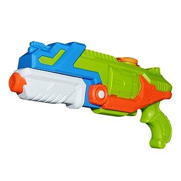 TeaQ Pistolas de Agua Gran Capacidad 1800ml Largo Alcance para Niños ...